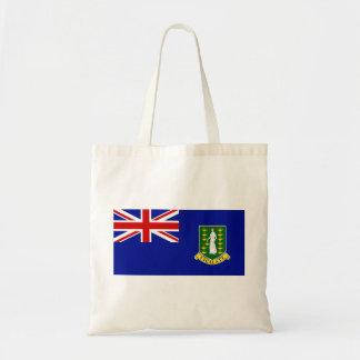 The British Virgin Islands Flag Bag