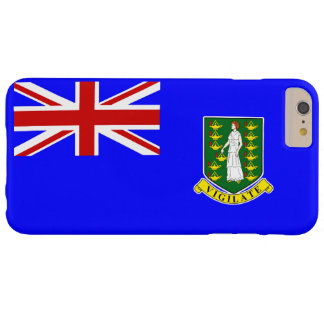 The British Virgin Islands Flag Barely There iPhone 6 Plus Case