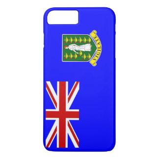 The British Virgin Islands Flag iPhone 7 Plus Case