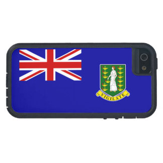 The British Virgin Islands Flag iPhone SE/5/5s Case