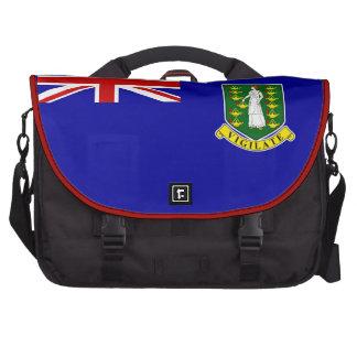 The British Virgin Islands Flag Commuter Bags