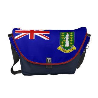 The British Virgin Islands Flag Courier Bag