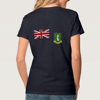 The British Virgin Islands Flag T-Shirt