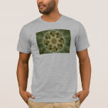 The Broccolator - Fractal Art T-Shirt