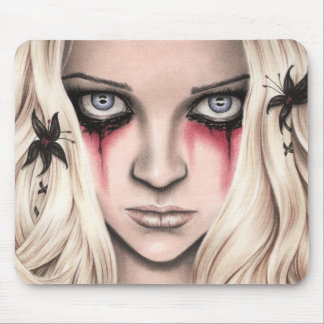 The Broken Doll Mousepad