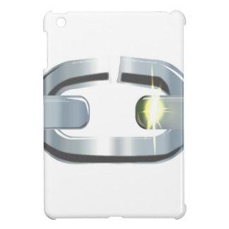 The Broken Link iPad Mini Case