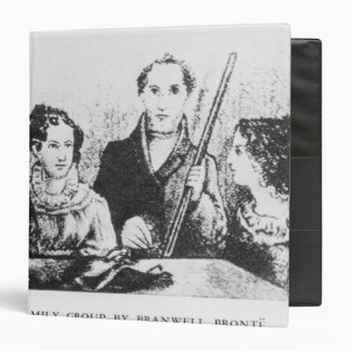 The Bronte Family 3 Ring Binder