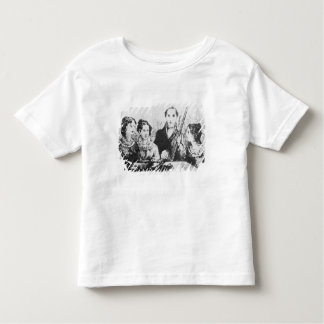 The Bronte Family Toddler T-shirt