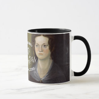The Bronte Sisters - The Original Fanfic Writers Mug