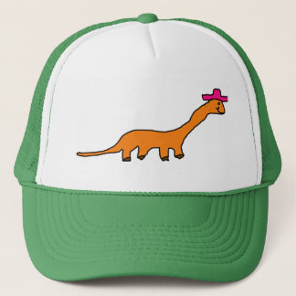 The Brontosaurus Trucker Hat