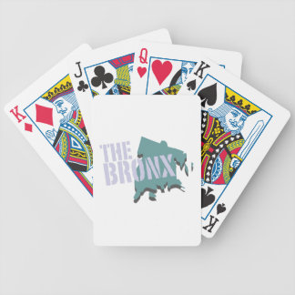 The Bronx Bicycle Playing Cards