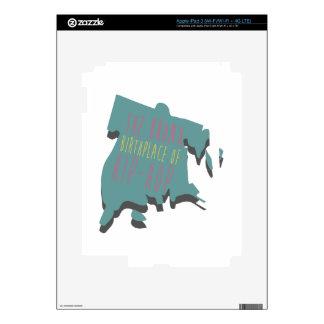 The Bronx Birth Place Skin For iPad 3