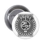 The Bronx Logo 2 Inch Round Button