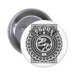 The Bronx Logo Pin