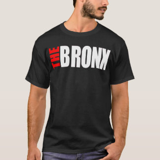 THE BRONX_LOGO_png white&red T-Shirt
