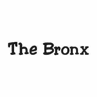THE BRONX New York City NY Shirt - Customizable !!