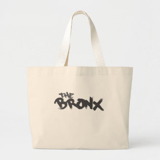 The Bronx Painted Large Tote Bag