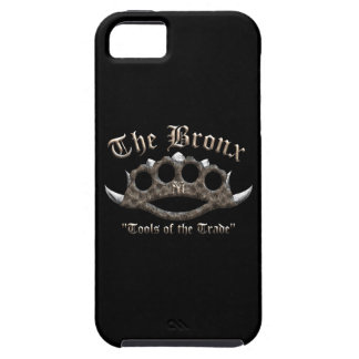 The Bronx - Spiked Brass Knuckles iPhone 5 Cases