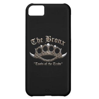 The Bronx - Spiked Brass Knuckles Case For iPhone 5C