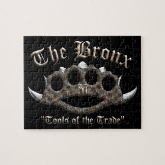The Bronx - Spiked Brass Knuckles Jigsaw Puzzles