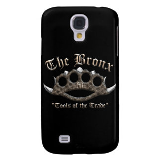 The Bronx - Spiked Brass Knuckles Samsung Galaxy S4 Case