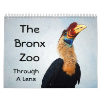 The Bronx Zoo Calendar