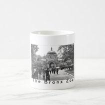 The Bronx Zoo Entrance Coffee Mug