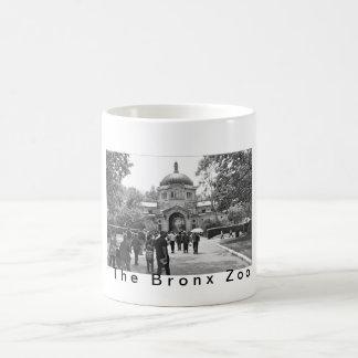 The Bronx Zoo Entrance Classic White Coffee Mug