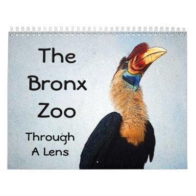 The Bronx Zoo Wall Calendars