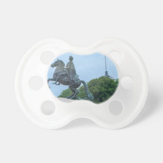 The Bronze Horseman Pacifier