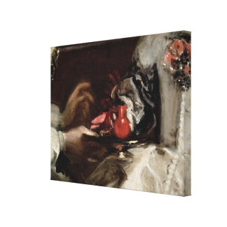 The Brooch of Infanta Margarita Maria Canvas Print
