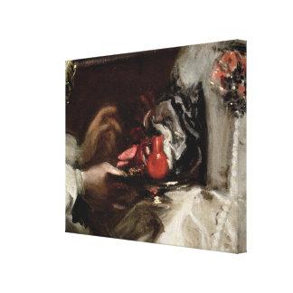 The Brooch of Infanta Margarita Maria Canvas Print