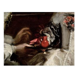 The Brooch of Infanta Margarita Maria Postcard
