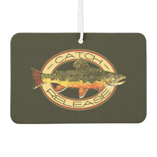 The Brook Trout Air Freshener