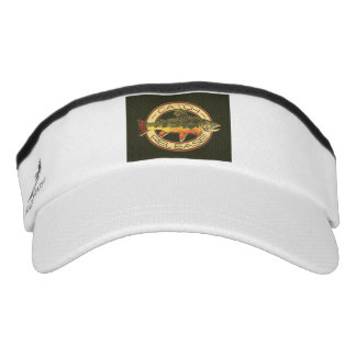 The Brook Trout Visor