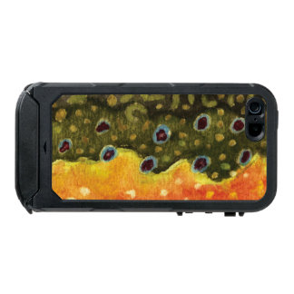 The Brook Trout Waterproof iPhone SE/5/5s Case