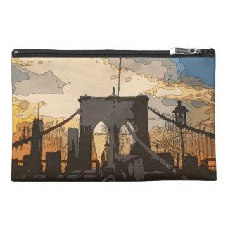 The Brooklyn Bridge Travel Accessories Bag