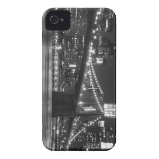 The Brooklyn Bridge - Black and White Case-Mate iPhone 4 Cases