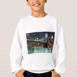 The Brooklyn Bridge - Color Sweatshirt