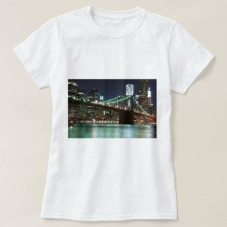 The Brooklyn Bridge - Color T-Shirt