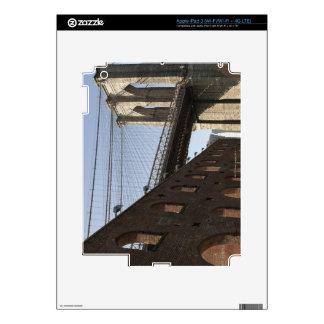 The Brooklyn Bridge Decal For iPad 3