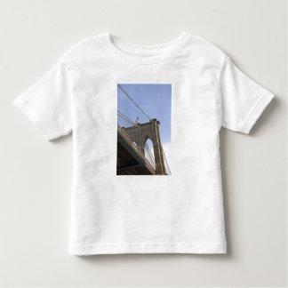 The Brooklyn Bridge in New York City, New Toddler T-shirt
