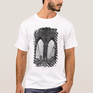 The Brooklyn Bridge in New York City T-Shirt