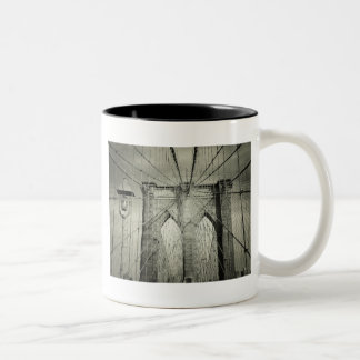 The Brooklyn Bridge Coffee Mugs