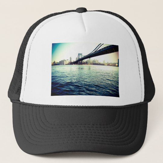 The Brooklyn Bridge Trucker Hat