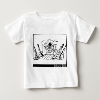 The Broom, the Shovel, the Poker and the Tongs Baby T-Shirt
