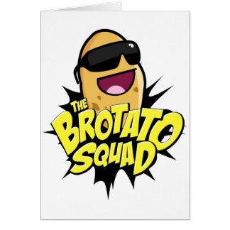 The Brotato Squad Symbol! Card