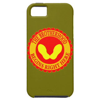 The Brotherhood Begins Right Here iPhone SE/5/5s Case