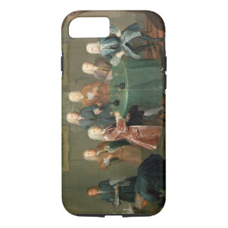 The Brothers Clarke with Other Gentlemen Taking Wi iPhone 7 Case