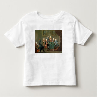 The Brothers Clarke with Other Gentlemen Taking Wi Toddler T-shirt